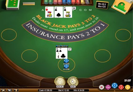 Apuestas Blackjack Screenshot
